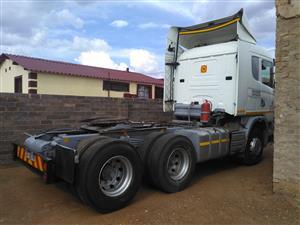Scania 420 R124