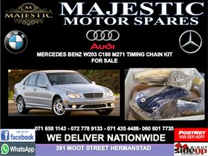 Mercedes benz W203 C180 timing chain kit for sale