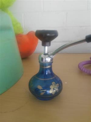 Blue glass hubbly for sale
