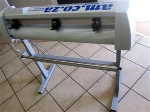V-807 V-Series High-Speed USB Vinyl Cutter, 800mm Working Area, In-house VinylCut Software