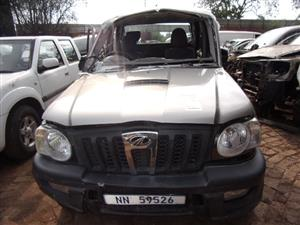 Mahindra Scorpio 2.5T 2011 for Stripping