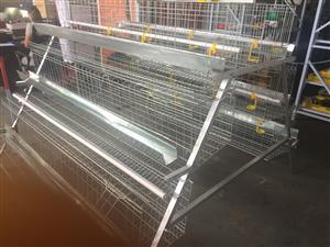 Chicken Layer Cages for sale