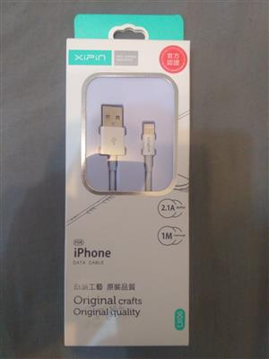 iPhone 1m XiPin fast charging data cable