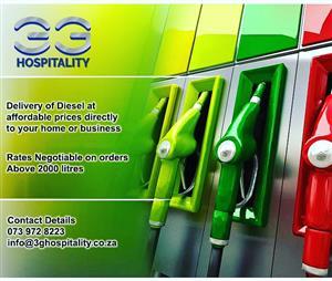 3G Hospitality - Licensed diesel distributors