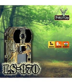 Trail camera (new) - Forestcam LS-870