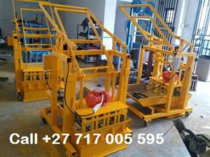 Brand New 6 Drop Block Making Machine  (M6 inch) For Sale