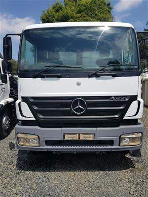 2010 Mercedes-Benz 2628 Axor, 10 Cube tipper truck for sale