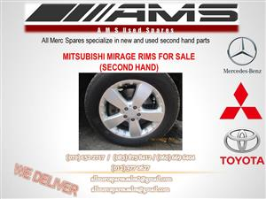 MITSUBISHI MIRAGE RIMS FOR SALE