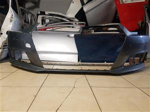 AUDI A3 HATCH BACK 2016 UP FRONT BUMPER FOR SALE