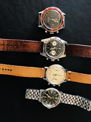 Wanted chronograph watches