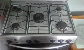 5 plate gas stove
