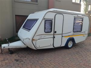 Used 2004 Gypsy Raven Caravan to swop