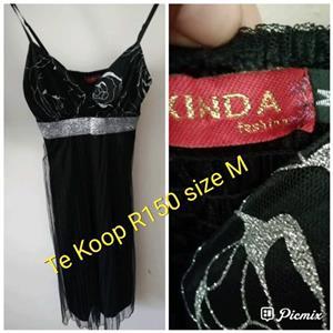 Black summer dress for sale