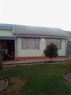 3 bedroom house for rental