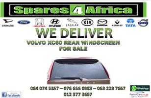 VOLVO XC60 WINDSCREEN