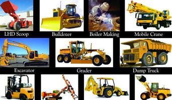 Mining,Welding and Boiler maker