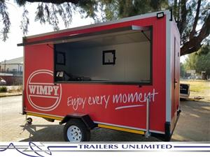 MOBILE KITCHEN TRAILERS UNLIMITED.