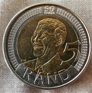 2008 Mandela Coin