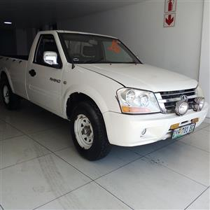 2008 CAM Rhino 2.2i Luxury