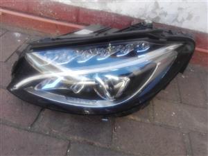 Mercedes Benz 205 Xenon Headlight.