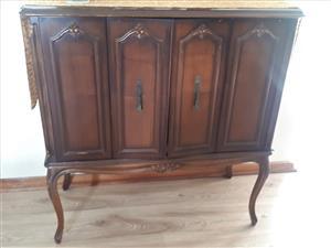 TV Cabinet - Antique
