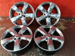 jeep cherokee 20inch mags for sale