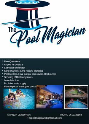 The Pool Magician