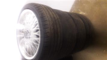 Mags  and Tyres For Sales