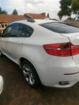 2011 BMW X6 xDrive40d M Sport