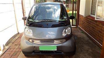 2004 Smart Fortwo fortwo 1.0 coupe mhd pulse