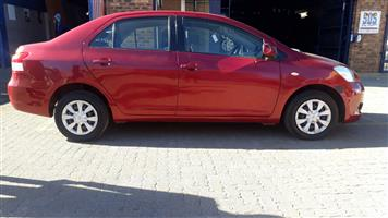 2008 Toyota Yaris sedan Zen3