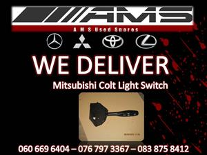 MITSUBISHI COLT LIGHT SWITCH FOR SALE