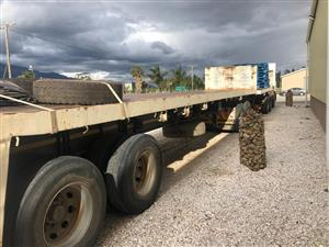 SA Truck Bodies Flatdeck Interlink