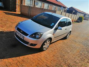 2006 Ford Fiesta 1.6TDCi 3 door Trend Sport pack
