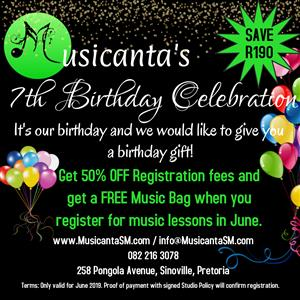 Piano, Flute, Guitar, Violin, Keyboard, Drums and more at Musicanta - The School of Music