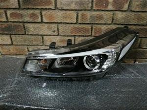 Kia Cerato Latest Shape Left Front Headlight