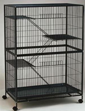 CC003Small Animal Cage 95x58x1387cm