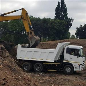 House Demolition, Site Cleaning, Rubble Removal, Rock Breaking