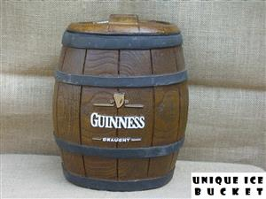 ICE BUCKET: GUINNESS DRAUGHT. Brand New Product.