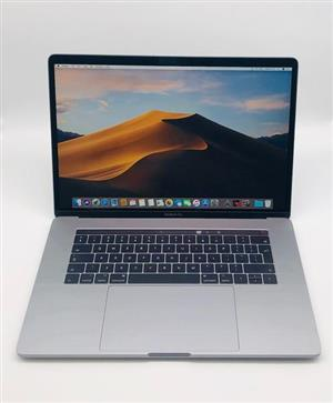 Apple MacBook Pro 15-inch 2.9GHz Quad-Core i7 (Touch Bar, 512GB, Space Gray) - Pre Owned for sale  Johannesburg - Sandton