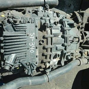 MAN ZF astronic gearbox for sale   Junk Mail