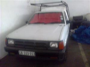 1999 Mazda B2000