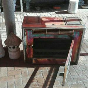 Anthracite stove