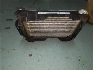 BMW  INTER-COOLERS FOR SALE VIA MONNYMAX INVESTMENT AUTO SPARES PTY, NO 29 BETTY STREET JEPPES TOWN JOHANNESBURG
