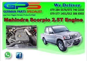 MAHINDRA SCORPIO 2.5T ENGINE FOR SALE