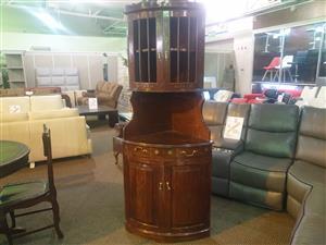 Antique Corner cabinet for sale R 7900