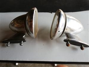 Bullet mirrors