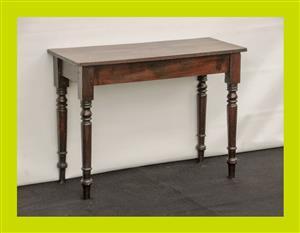 Victorian Mahogany Sofa Table - SKU 734