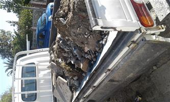 RUBBLE REMOVAL/TRANSPORT