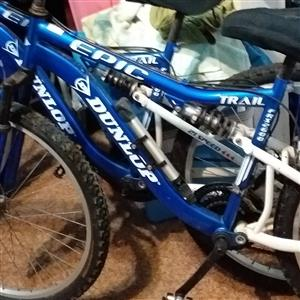 Dunlop epic trail unisex 21 speed mountain bike for sale